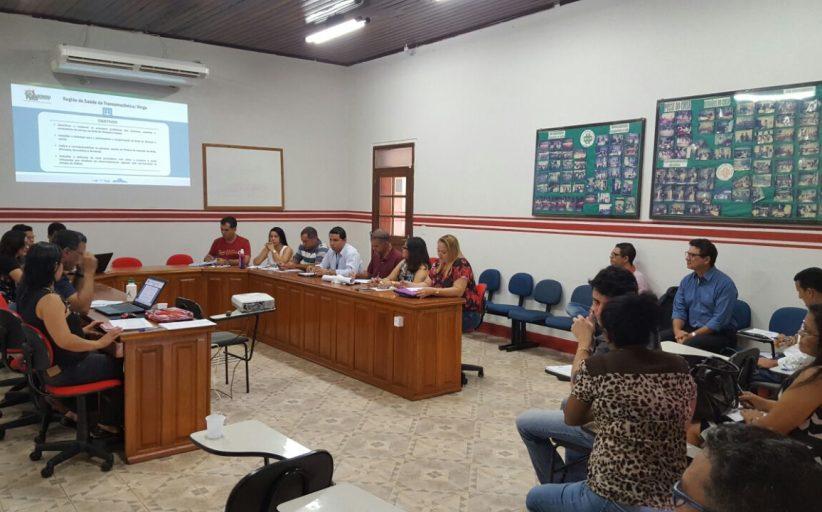 COSEMS-PA PARTICIPA DA CIR DO XINGU